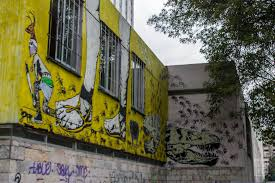 Famous Mexican Mural Artists by A Street Art Tour Of Mexico City