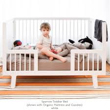Cribs That Convert To Toddler Beds by Oeuf Sparrow Toddler Bed Conversion Kit
