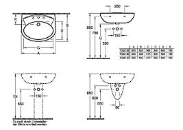 hauteur standard lavabo salle de bain obasinc