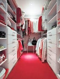 closets storages delectable u shape walk in closet plans