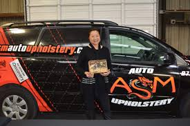 Meet Sue Martin of ASM Auto Upholstery Voyage Dallas Magazine