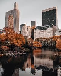 100 Loft 26 Nyc A Quiet Evening In New Yorks Back Yard A A U T U M N In