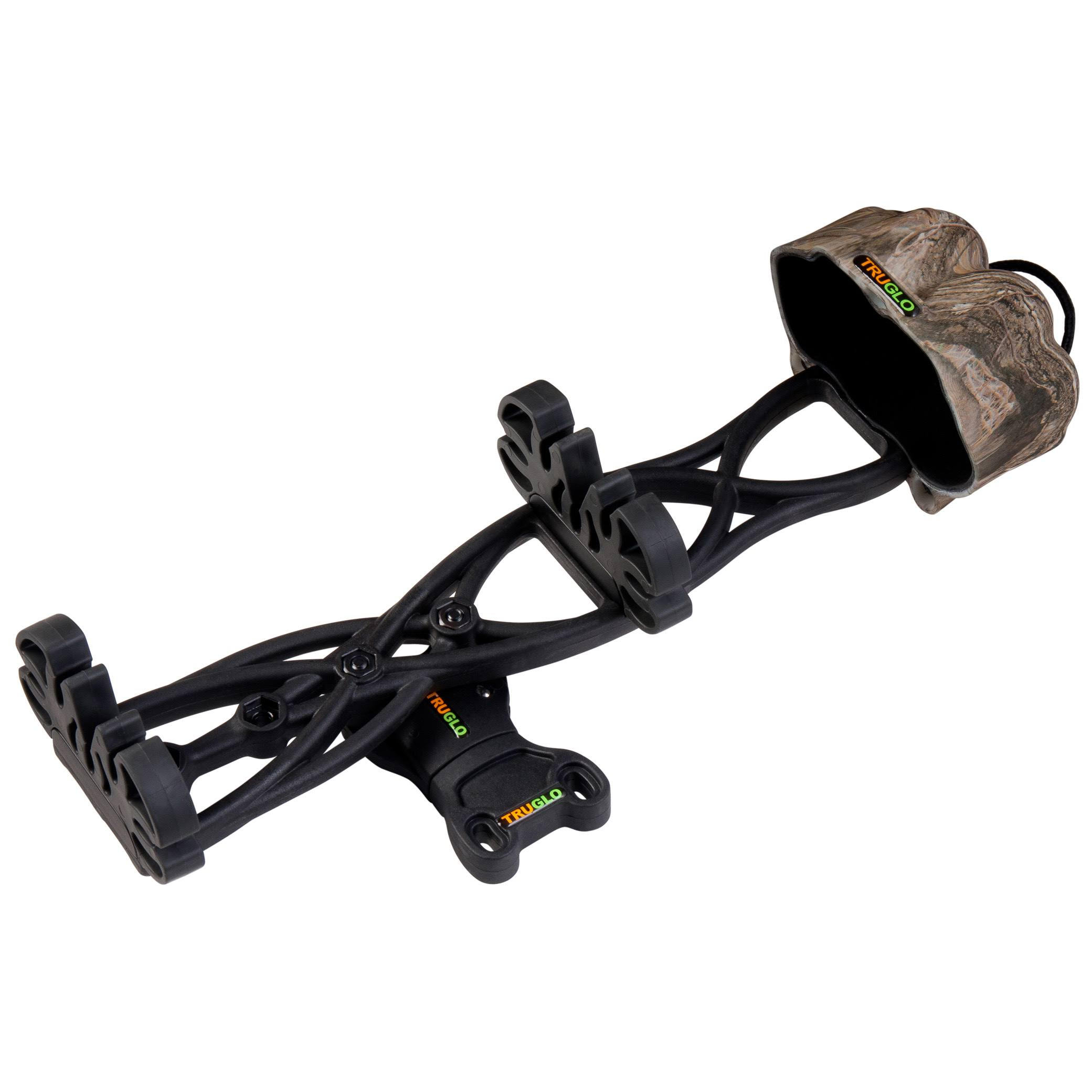 Truglo Carbon XS 5 Arrow Quiver Lost at Camo