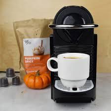 Keurig Pumpkin Spice by K Cups Vs Nespresso Pods