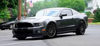 The 2013 Ford Mustang Shelby GT500 Is Rolling Hyperbole