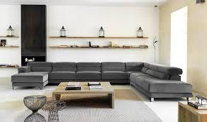 grand canapé canapé d angle en velours avec assise coulissante cuzco