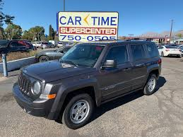 100 Truck Time Tucson Az Used 2016 Jeep Patriot For Sale In AZ Stock P19022