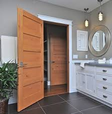 Interior Doors Rustic Shaker Style