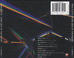 Smashing Pumpkins Zeitgeist Spotify by Pink Floyd Dark Side Of The Moon Back Album Covers