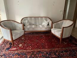 schulenburg sofa 2 sessel biedermeier stil