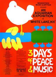Woodstock Festival Posters 1969
