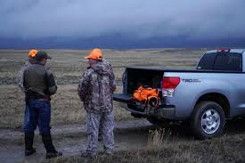 100 Game Warden Truck Thousands Of Hunters Descend On An Expanse Of Remote Wyoming Land
