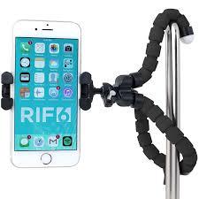 Amazon RIF6 Flexible Tripod for iPhone Digital Camera