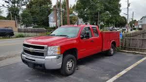 SILVERADO 2500HD Utility Truck - Service Truck Trucks For Sale