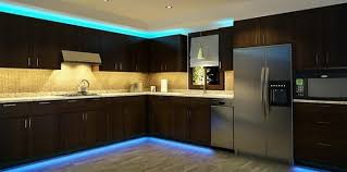 what led light strips or ropes are best to install kitchen