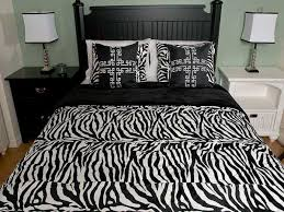 Zebra Print Decorating Ideas Bedroom Home Delightful Decoration