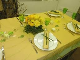 Decoration Dining Table Decor Ideas Spring Home With Fresh Flower Centerpieces Stylish