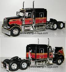 100 Toy Kenworth Trucks DCP 3981cab W 900 72 AeroCab