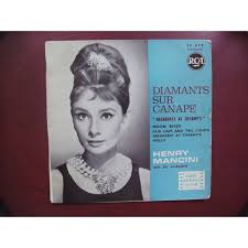 hepburn diamants sur canapé diamants sur canapé by henry mancini hepburn ep with