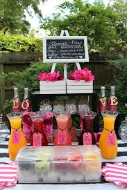 best 25 bridal shower drinks ideas on pinterest bridal shower