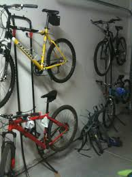 Ceiling Bike Rack Flat by Bike Storage In Garage Mtbr Com