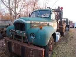 100 1960 Truck For Sale Mack In Cadillac Michigan