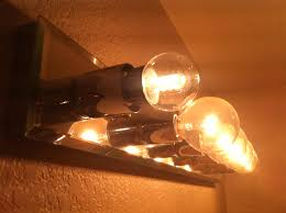 cool design bathroom vanity light bulbs furniture accessories