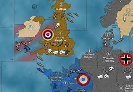 Hiews Boardgame Blog Axis And Allies Global 1940 Session Report