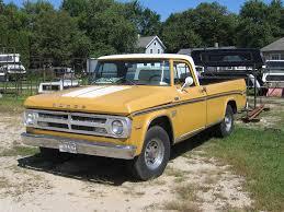 100 71 Dodge Truck 19 D200 Custom Pickup Finally A 1961 Pic Flickr