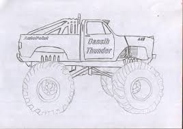 Awesome Drawings Of Trucks Monster Truck Drawings Thread [Archive ... Monster Truck Drawing At Getdrawingscom Free For Personal Use Grave Digger Clipartxtras Fresh Coloring Pages Trucks With Is Very Fast Coloring Page Kids Transportation Page Kids Books To A Easy Step By Transportation Pages Thread Drawings To Print New Sheets Printable Dot Learning Stock Vector Hd Royalty Karl Addison