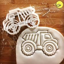 100 Dump Truck Cookie Cutter Bakerlogy