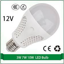 e27 12 volt dc led bulbs 3w 7w 10w bulb solar panel bulb 12 volt