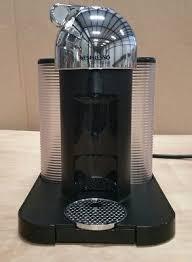 Nespresso Vertuoline Coffee And Espresso Maker Chrome BPA Free