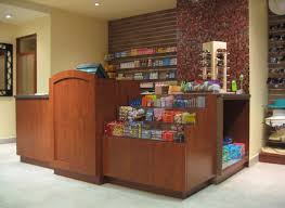 Creative Store Solutions Offers Expert Staff Assistance In Designing Single Station Retail Counters Ask About Our Free Design Services
