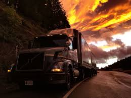 100 Valley Truck And Trailer Fiery Skies UPS Freight Scott OR S