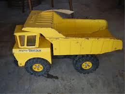 Metal Tonka Truck