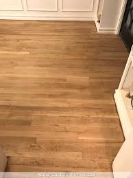 Restain Wood Floors Without Sanding by Refinishing My Hardwood Floors U2013 Sanding Progress