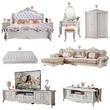 luxus haus wohn zimmer schlaf möbel 10 tlg set komplett garnitur polster barock
