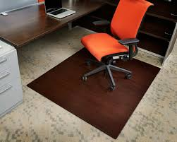 Desk Chair Mat For Carpet by Office Chair Mat Carpet Protector Details About Home Office Carpet