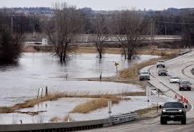 100 Iowa 80 Truck Wash Pretty Damn Serious Swollen Rivers Close Roads Wash Away Bridges