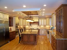 kitchen lighting best for square satin nickel industrial fabric