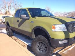 Two Tone Rhino-lined F-150. Paint Is Actually Very Consistent Just ...