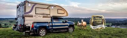 100 Pickup Truck Camper Cirrus S Are Different NuCamp RV