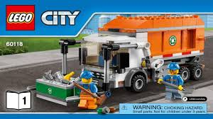 Instructions For LEGO City 60118 Garbage Truck - YouTube Lego Ideas Product Ideas City Front Loader Garbage Truck Lego City 60118 Speed Build Youtube Polybag 30313 4432 Stop Motion Video Dailymotion Tagged Refuse Brickset Set Guide And Database 7159307858 Ebay Amazoncom Juniors 10680 Toys Games Matnito Buy