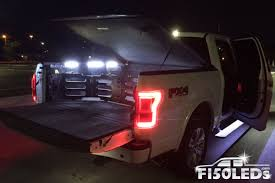 100 Ford Truck Beds 20152019 Integrated F150 Bed Cargo Area Premium LED Lights