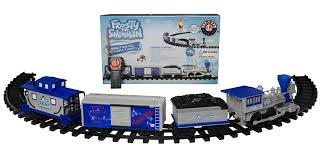 Frosty The Snowman Christmas Tree Theme by Amazon Com Lionel Trains Frosty The Snowman G Gauge Train Set