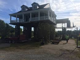 100 Sea Can Houses House Elevating New Orleans Patterson Structural Moving