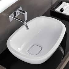 vasque à encastrer blanc myday marque allia espace aubade