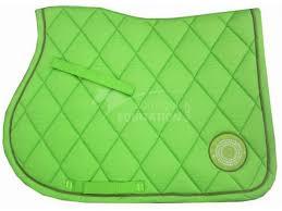 tapis cheval vert menthe tapis enfant coton vert menthe et blanc