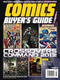 End Of An Era Comics Buyers Guide 1971 2013